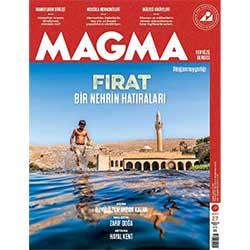 Magma Yeryüzü Dergisi  Ağustos 2017