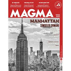 Magma Yeryüzü Dergisi  Ağustos - Eylül 2019
