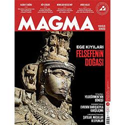 Magma Yeryüzü Dergisi  Aralık 2017