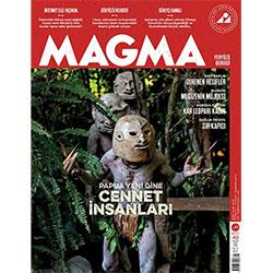 Magma Yeryüzü Dergisi  Aralık 2019 - Ocak 2020