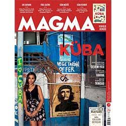 Magma Yeryüzü Dergisi  Ekim 2017