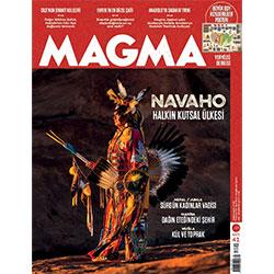 Magma Yeryüzü Dergisi  Ekim 2018
