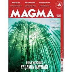 Magma Yeryüzü Dergisi  Eylül 2018