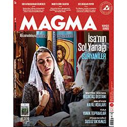 Magma Yeryüzü Dergisi  Haziran 2016