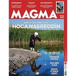 Magma Yeryüzü Dergisi  Haziran 2018