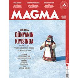 Magma Yeryüzü Dergisi  Haziran - Temmuz 2019