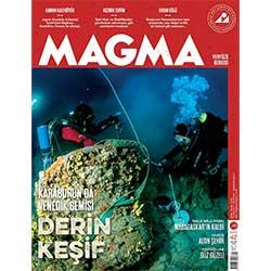 Magma Yeryüzü Dergisi  Kasım 2018