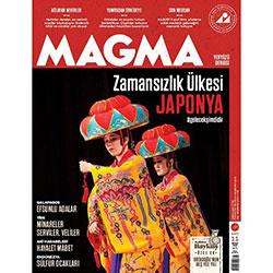 Magma Yeryüzü Dergisi  April 2016
