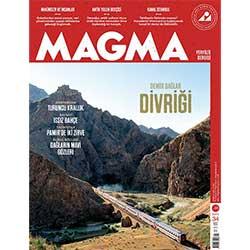 Magma Yeryüzü Dergisi  Mart 2018