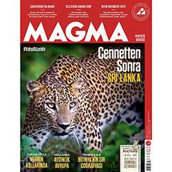 Magma Yeryüzü Dergisi  Mayıs 2016