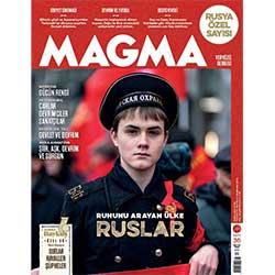 Magma Yeryüzü Dergisi  Mayıs 2018