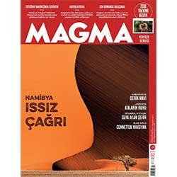 Magma Yeryüzü Dergisi  Ocak 2018