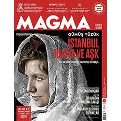Magma Yeryüzü Dergisi  Şubat 2016