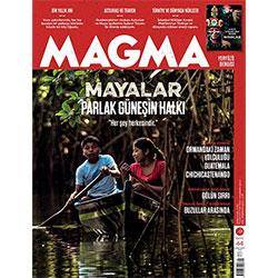 Magma Yeryüzü Dergisi  Şubat - Mart 2019
