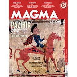 Magma Yeryüzü Dergisi  Şubat - Mart 2020