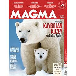 Magma Yeryüzü Dergisi  Temmuz 2016