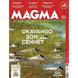 Magma Yeryüzü Dergisi  Temmuz 2018