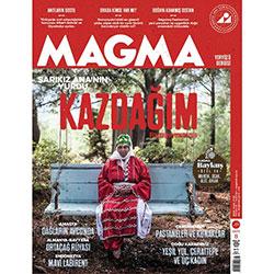 Magma Yeryüzü Dergisi  Aralık 2015 - Ocak 2016