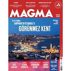 Magma Yeryüzü Dergisi  Ekim - Kasım 2015