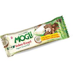 Mogli Organik Hindistan Cevizli Bar 25gr