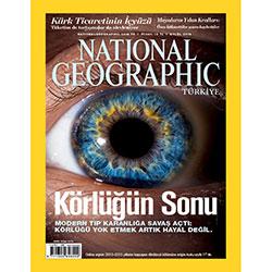 National Geographic Türkiye (Eylül 2016)