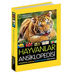 National Geographic: Hayvanlar Ansiklopedisi (Dr.Lucy Spelman)