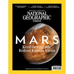 National Geographic Türkiye (Kasım 2016)