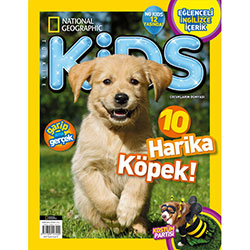 National Geographic Kids Türkiye (Ekim 2016)