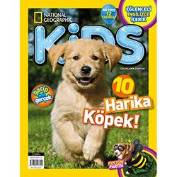 National Geographic Kids Türkiye (Ekim 2016)
