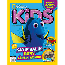 National Geographic Kids Türkiye (Eylül 2016)
