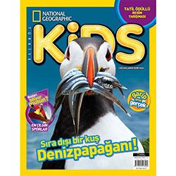 National Geographic Kids Türkiye (Nisan 2016)