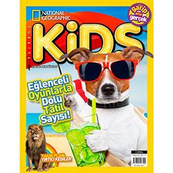 National Geographic Kids Türkiye (Temmuz 2016)