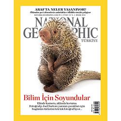 National Geographic Türkiye (Nisan 2016)