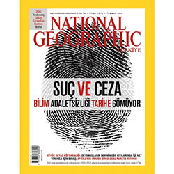 National Geographic Türkiye (Temmuz 2016)