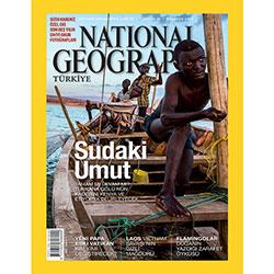 National Geographic Türkiye (Ağustos 2015)