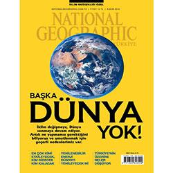 National Geographic Türkiye (Kasım 2015)