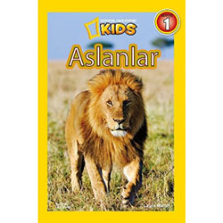 National Geographic Kids - Aslanlar (Laura Marsh)