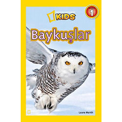 National Geographic Kids - Baykuşlar (Laura Marsh)