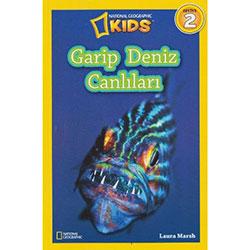 National Geographic Kids - Garip Deniz Canlıları (Laura Marsh)