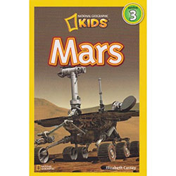 National Geographic Kids - Mars (Elizabeth Carney)