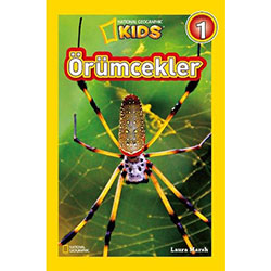 National Geographic Kids - Örümcekler (Laura Marsh)