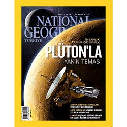 National Geographic Türkiye  Temmuz 2015