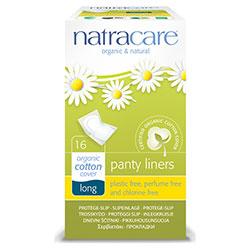 Natracare Organik Ped (Uzun, Günlük) 16 Adet