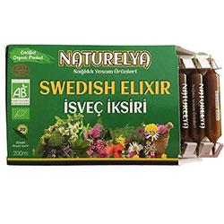 Naturelya Organik İsveç İksiri  İsveç Şurubu  20 Adet