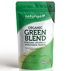 Naturiga Organic Green Mix 100g