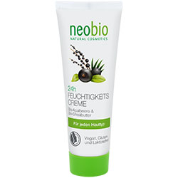 Neobio Organik 24 Saat Nemlendirici Krem  Acai & Shea Yağı  50ml