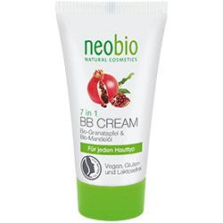 Neobio Organik 7'si 1 arada BB Krem  Nar & Badem Yağı  30ml