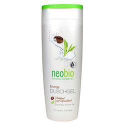 Neobio Organik Enerji Duş Jeli  Kafein & Yeşil Çay  250ml