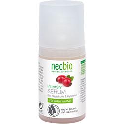 Neobio Organik Nemlendirici Yoğun Serum  Kuşburnu & Hyalüron  30ml