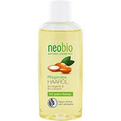 Neobio Organik Saç Bakım Yağı  Argan Yağı & Zeytinyağı  75ml